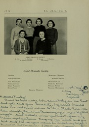 Abbot Academy - Circle Yearbook (Andover, MA) online yearbook collection, 1934 Edition, Page 65