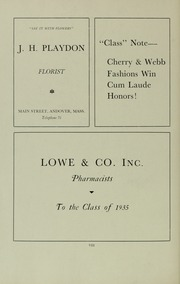 Abbot Academy - Circle Yearbook (Andover, MA) online yearbook collection, 1935 Edition, Page 104