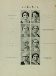 Abbot Academy - Circle Yearbook (Andover, MA) online yearbook collection, 1935 Edition, Page 14