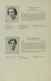 Abbot Academy - Circle Yearbook (Andover, MA) online yearbook collection, 1935 Edition, Page 24