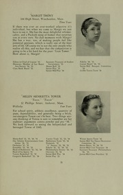 Abbot Academy - Circle Yearbook (Andover, MA) online yearbook collection, 1935 Edition, Page 37