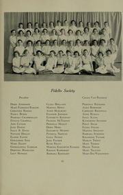 Abbot Academy - Circle Yearbook (Andover, MA) online yearbook collection, 1935 Edition, Page 69