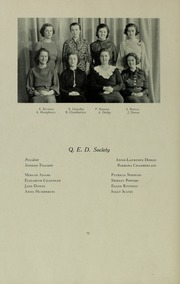 Abbot Academy - Circle Yearbook (Andover, MA) online yearbook collection, 1935 Edition, Page 76