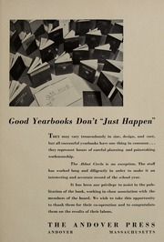 Abbot Academy - Circle Yearbook (Andover, MA) online yearbook collection, 1936 Edition, Page 101
