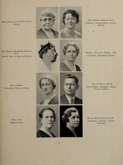 Abbot Academy - Circle Yearbook (Andover, MA) online yearbook collection, 1936 Edition, Page 15