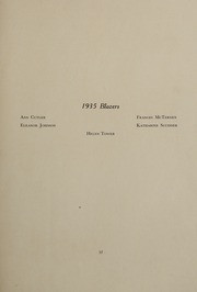 Abbot Academy - Circle Yearbook (Andover, MA) online yearbook collection, 1936 Edition, Page 61