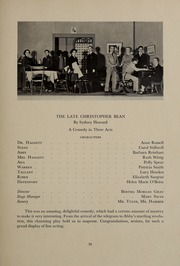 Abbot Academy - Circle Yearbook (Andover, MA) online yearbook collection, 1936 Edition, Page 83