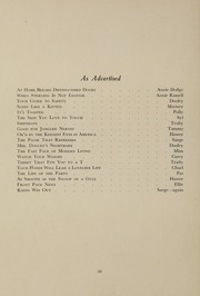 Abbot Academy - Circle Yearbook (Andover, MA) online yearbook collection, 1936 Edition, Page 92