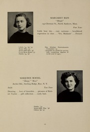 Page 16, 1937 Edition, Abbot Academy - Circle Yearbook (Andover, MA) online yearbook collection