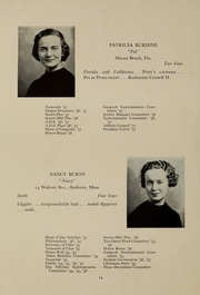 Abbot Academy - Circle Yearbook (Andover, MA) online yearbook collection, 1937 Edition, Page 18