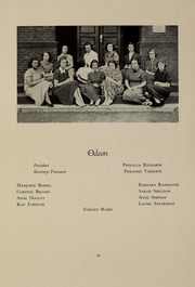 Abbot Academy - Circle Yearbook (Andover, MA) online yearbook collection, 1937 Edition, Page 78