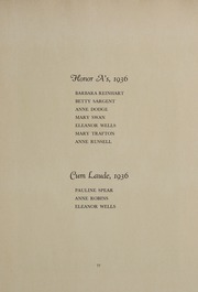 Abbot Academy - Circle Yearbook (Andover, MA) online yearbook collection, 1937 Edition, Page 81