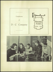 Abbot Academy - Circle Yearbook (Andover, MA) online yearbook collection, 1938 Edition, Page 106 of 124