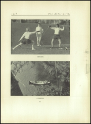Abbot Academy - Circle Yearbook (Andover, MA) online yearbook collection, 1938 Edition, Page 69