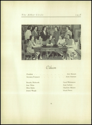 Abbot Academy - Circle Yearbook (Andover, MA) online yearbook collection, 1938 Edition, Page 78