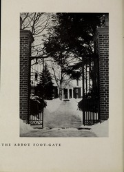 Abbot Academy - Circle Yearbook (Andover, MA) online yearbook collection, 1939 Edition, Page 14