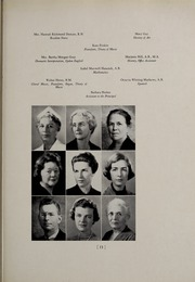Abbot Academy - Circle Yearbook (Andover, MA) online yearbook collection, 1939 Edition, Page 19