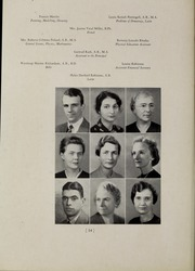 Abbot Academy - Circle Yearbook (Andover, MA) online yearbook collection, 1939 Edition, Page 20 of 116
