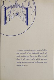 Abbot Academy - Circle Yearbook (Andover, MA) online yearbook collection, 1939 Edition, Page 23