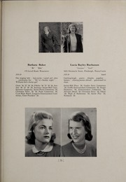 Abbot Academy - Circle Yearbook (Andover, MA) online yearbook collection, 1939 Edition, Page 31