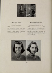 Abbot Academy - Circle Yearbook (Andover, MA) online yearbook collection, 1939 Edition, Page 32