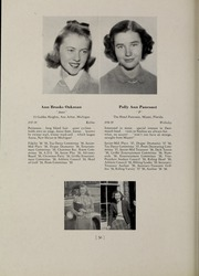 Abbot Academy - Circle Yearbook (Andover, MA) online yearbook collection, 1939 Edition, Page 42
