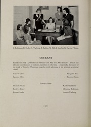 Abbot Academy - Circle Yearbook (Andover, MA) online yearbook collection, 1939 Edition, Page 68