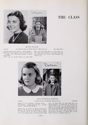 Abbot Academy - Circle Yearbook (Andover, MA) online yearbook collection, 1940 Edition, Page 42