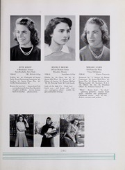 Abbot Academy - Circle Yearbook (Andover, MA) online yearbook collection, 1941 Edition, Page 25