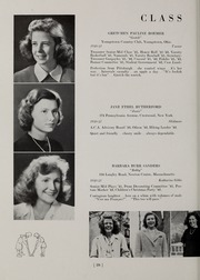 Abbot Academy - Circle Yearbook (Andover, MA) online yearbook collection, 1942 Edition, Page 32