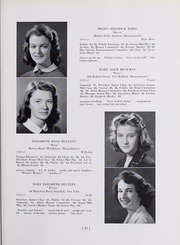 Abbot Academy - Circle Yearbook (Andover, MA) online yearbook collection, 1943 Edition, Page 21 of 72
