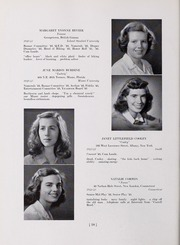Abbot Academy - Circle Yearbook (Andover, MA) online yearbook collection, 1943 Edition, Page 22