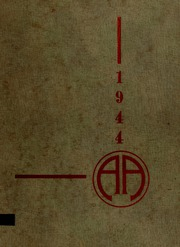 Abbot Academy - Circle Yearbook (Andover, MA) online yearbook collection, 1944 Edition, Cover