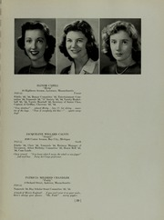 Abbot Academy - Circle Yearbook (Andover, MA) online yearbook collection, 1944 Edition, Page 31
