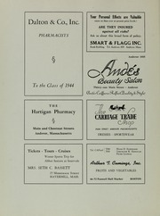 Abbot Academy - Circle Yearbook (Andover, MA) online yearbook collection, 1944 Edition, Page 54