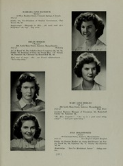 Abbot Academy - Circle Yearbook (Andover, MA) online yearbook collection, 1945 Edition, Page 21