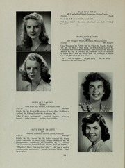 Abbot Academy - Circle Yearbook (Andover, MA) online yearbook collection, 1945 Edition, Page 22
