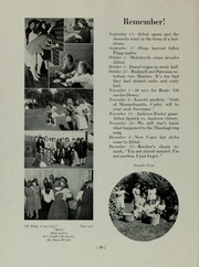 Abbot Academy - Circle Yearbook (Andover, MA) online yearbook collection, 1945 Edition, Page 32