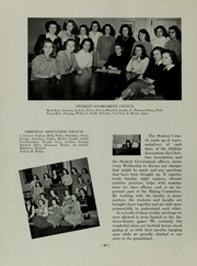 Abbot Academy - Circle Yearbook (Andover, MA) online yearbook collection, 1945 Edition, Page 44
