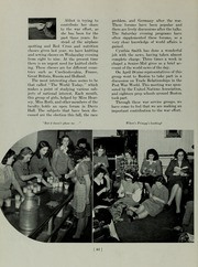 Abbot Academy - Circle Yearbook (Andover, MA) online yearbook collection, 1945 Edition, Page 46