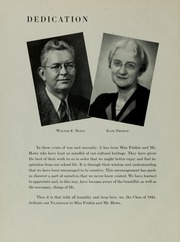Page 8, 1945 Edition, Abbot Academy - Circle Yearbook (Andover, MA) online yearbook collection