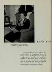 Abbot Academy - Circle Yearbook (Andover, MA) online yearbook collection, 1946 Edition, Page 10
