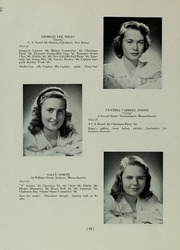 Abbot Academy - Circle Yearbook (Andover, MA) online yearbook collection, 1946 Edition, Page 28