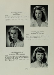 Abbot Academy - Circle Yearbook (Andover, MA) online yearbook collection, 1946 Edition, Page 30