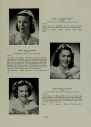 Abbot Academy - Circle Yearbook (Andover, MA) online yearbook collection, 1946 Edition, Page 31 of 80