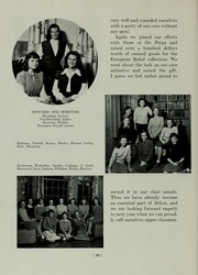 Abbot Academy - Circle Yearbook (Andover, MA) online yearbook collection, 1946 Edition, Page 44