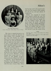 Abbot Academy - Circle Yearbook (Andover, MA) online yearbook collection, 1946 Edition, Page 52