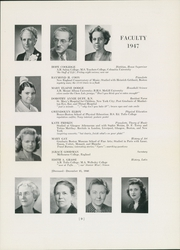 Abbot Academy - Circle Yearbook (Andover, MA) online yearbook collection, 1947 Edition, Page 11