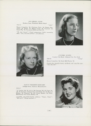 Abbot Academy - Circle Yearbook (Andover, MA) online yearbook collection, 1947 Edition, Page 18