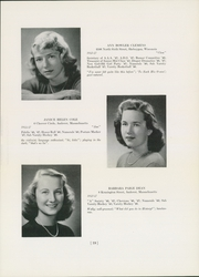 Abbot Academy - Circle Yearbook (Andover, MA) online yearbook collection, 1947 Edition, Page 21